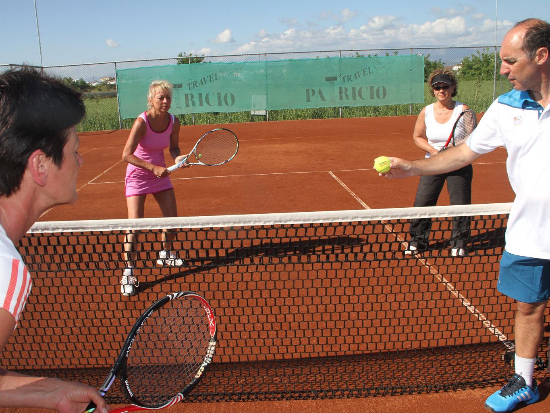 Tennisschule in Weiden in der Oberpfalz