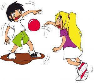Ballsportarten für Kinder