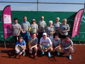 Tenniscamp Türkei
